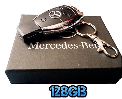 Sport auto di lusso 128gb di chiave usb flash pen drive/bastone/udisk. presentato in scatola di alta qualità.