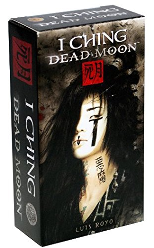 Fournier - I-Ching Dead Moon, baraja, color negro (F41198)