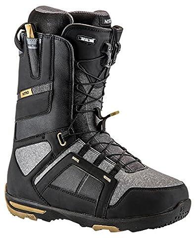 Nitro Snowboards Snowboard Chaussures Anthem TLS