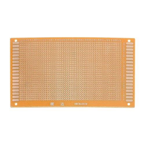 DIY prototipos soldable Veroboard placa perforada