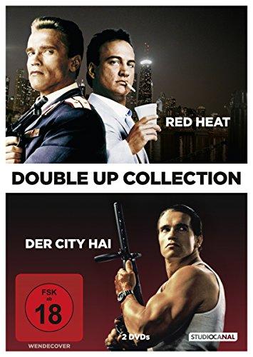 Bild von Double Up Collection: Red Heat / Der City Hai [2 DVDs]