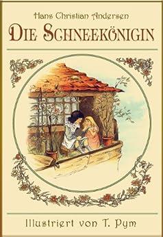 Die Schneekönigin (illustrierte Ausgabe) von [Andersen, Hans Christian, Joy, Marie-Michelle]