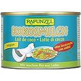 Rapunzel Bio Kokosmilch (2 x 200 ml)