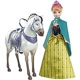 Disney - Frozen / Die Eiskönigin - Anna mit königlichem Pferd
