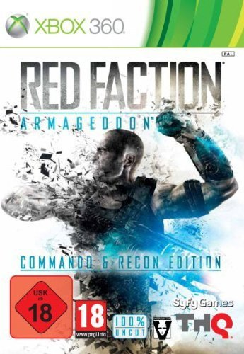 Red Faction Armageddon Sp. Ed.