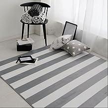 Teppich Schwarz Weiß Gestreift suchergebnis auf amazon de für teppich schwarz weiß gestreift