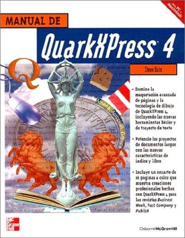 Manual quarxpress 4 por Steve Bain