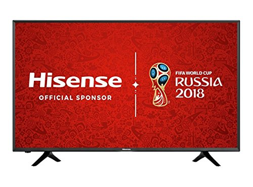 Hisense H55N5300 55 Inch SMART 4K Ultra HD LED TV Freeview Play USB Record (Certified Refurbished)