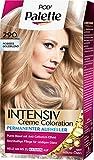 Palette Intensiv Creme Coloration, 290 Rosiges Goldblond Stufe 3, 3er Pack (3 x 115 ml)