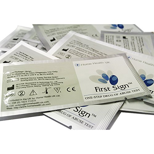 Pack de 15 Pruebas de Detección de Cocaína en Orina