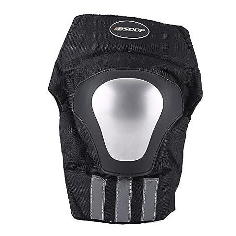 BSDDP BSD1004 2pcs Genouillères Motocross Motorcycle Cycling Knee Pads Protecteur de protection Protective Gear