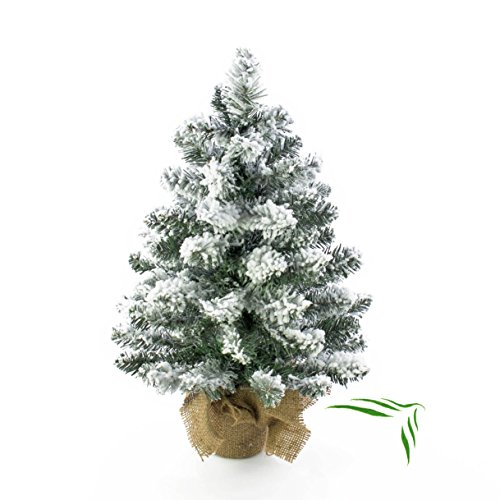 Artplants Mini árbol Navidad Artificial Reykjavik