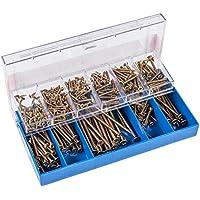 Connex DP8500020 - Tornillo para madera (pack de 295)