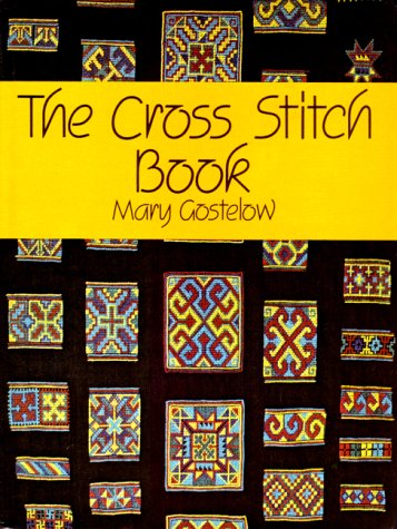 Cross-stitch Book