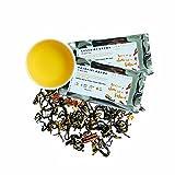 #1: Tea Treasure Kashmiri Kahwa Loose Leaf Green Tea (Sample)
