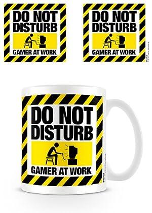 Las tazas que no deberían faltar en tu espacio gamer, hay que tomar el choco o el cafe sin peder el estilo no?