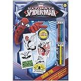 Diversión último hombre araña color - Marvel