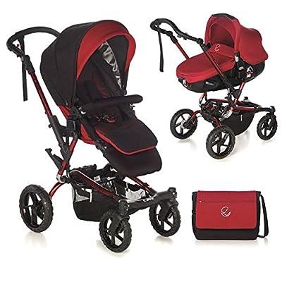 Jané 5471 S53 - Carro de paseo, color rojo