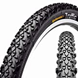 Continental MTB - Reifen Traffic II 1.9, black reflex, 26 x 1.9, 100206