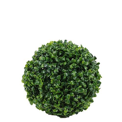 Linder Buchsbaumkugel Ø8 bis 35cm Buchsbaum Kugel grün künstlicher Buchsbaum