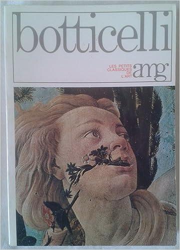 Téléchargez des ebooks gratuits pour BlackBerry Alberto Busignani. Botticelli : Traduit de l'italien par Hélène Seyres in French PDF