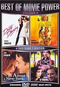 Dirty Dancing / Un amour à New York / A la folie pas du tout / Sam, je suis Sam - Coffret 4 DVD [Import belge]
