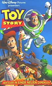 Toy Story [VHS] [1996]...A Christmas Story Vhs 1996