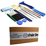 ACENIX® - 23 in 1 Repair Opening Tools Kit Screwdriver Set For iPhone 3,3GS,4,4S,5, iPad iPod iTouch PSP NDS & HTC , All Types Of Mobile Phones Universal Tool Kit