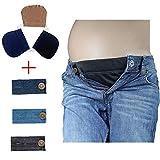 Schwangerschaft Hosenerweiterung Taillenstreckband für Schwanger | Passen Sie Ihre Normale Kleidung Wie Jeans, Hosen, Röcke in Umstandsmode