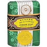 Bar Soap Jasmine, 2.65 oz by BEE & FLOWE...