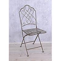 Beautiful Metallstuhl Klappstuhl Gartenstuhl Vintage Stuhl Eisen Antik  Palazzo Exklusiv With Eisensthle Fr Garten