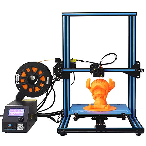 Creality CR-10S DIY Desktop 3d Printer Kit Large Printing Size 300 x 300 x 400 mm 1.75 mm Filamento Detector and the Dual Z Axis