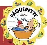 Pâquerette : Glou-glou, dans le bain !