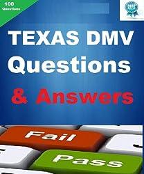 The Texas DMV Driver Test Q&A (English Edition)