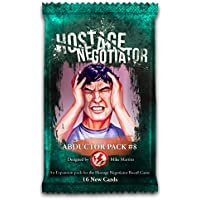 Hostage Negotiator Abductor Pack #8 - English