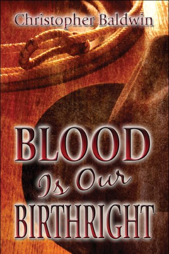 Blood Is Our Birthright Cover Image