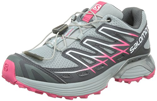 Salomon Wings Flyte Women's Chaussure Course Trial - AW15 Grey