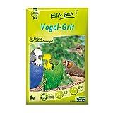 Vogel-Grit - 8 g - Einzelfutter für Sittiche und andere Ziervögel - Vogelfutter mit Muschelgrit von Kölle's Beste