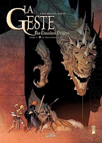 Geste des chevaliers Dragons 27