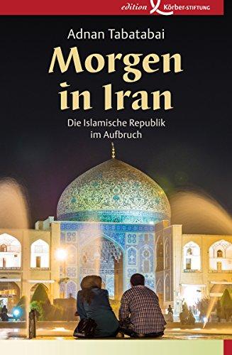 Buch Cover für Morgen in Iran