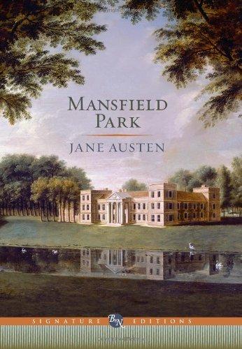 Mansfield Park (Barnes & Noble Signature Editn) (Barnes & Noble Signature Editions) by with an introduction by Deborah Lutz Jane Austen (17-Jan-2013) Hardcover
