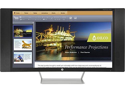 "HP Elitedisplay S270C LCD Monitor 27 """