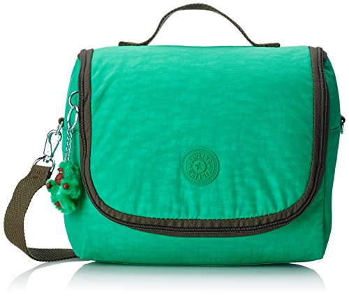 Kipling - NEW KICHIROU - Sac pour déjeuner adaptable sur une valise - Mojito Green C - (Vert)