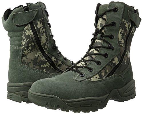 Tactical Boots Two Zipper at-digital at-digital