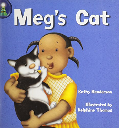 Rigby Lighthouse: Individual Student Edition (Levels E-I) Meg's Cat