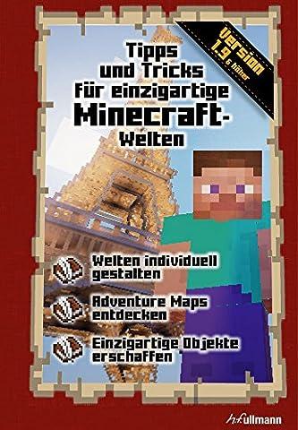 Tipps und Tricks für einzigartige Minecraft-Welten