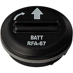 PetSafe - Lot de 2 Piles RFA-67 (6V) Compatible Collier de Dressage, Anti-Aboiements et Anti-Fugue pour Chien