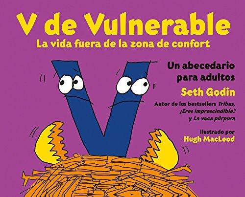 V de Vulnerable: La vida fuera de la zona de confort