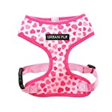 Urban Pup Pink Hearts Harness Xx-Small