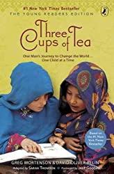 (Three Cups of Tea: One Man's Journey to Change the World... One Child at a Time (Young Reader's)) By Mortenson, Greg (Author) Paperback on (02 , 2009)